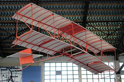 Tupolev Glider Replica