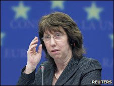 Catherine Ashton. File photo