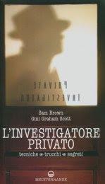 L'investigatore Privato - Libro