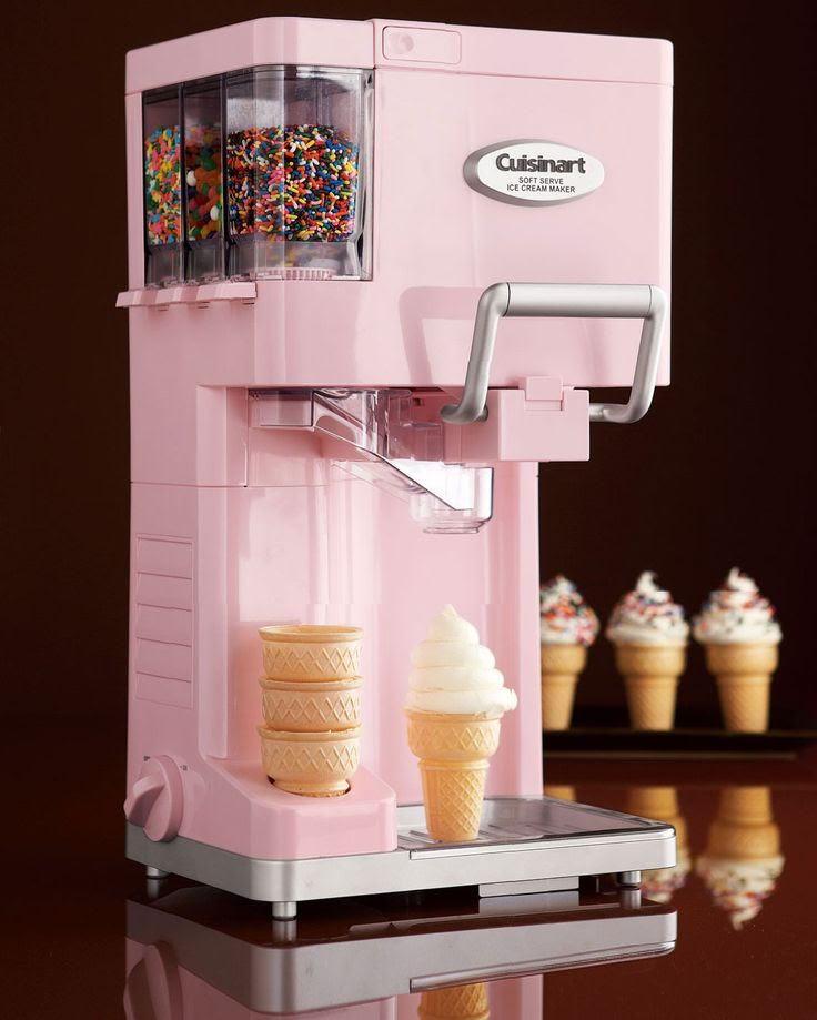 I NEED THIS. NOW. Hey, guys, my birthdays coming up in a few months. We need ice cream out here in the desert. Early birthday present?