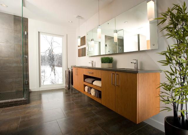 Master Bathroom Retreat - contemporary - bathroom - cincinnati ...
