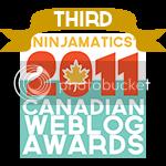 2011 Canadian Weblog Awards winners