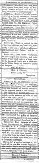 1911 Carstensen resolutions
