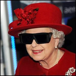Елизавета II тайно посетила Москву
