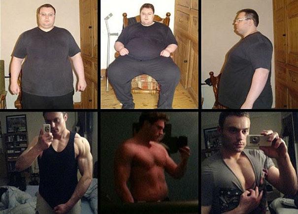 Άνδρας 210 κιλών έγινε κούκλος σε 18 μήνες (8)