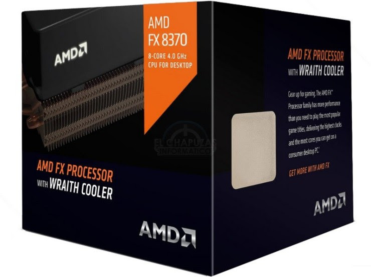 AMD FX-8370 Wraith