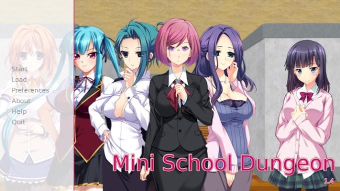 Mini School Dungeon [v1.4] [clef777]