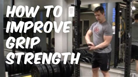 improve grip strength nerd fitness youtube