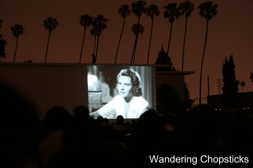 Cinespia Cemetery Screenings (Casablanca) - Hollywood Forever Cemetery - Los Angeles 10