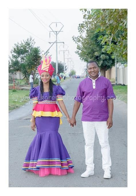 Sepedi Traditional Wedding outfit   Sepedi Traditional