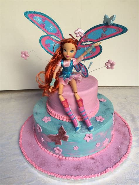 1000  images about Winx on Pinterest   Penguin cakes