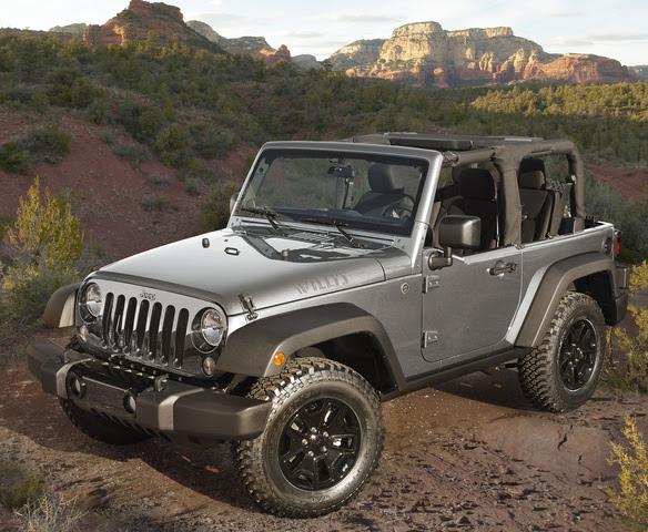 2016 Jeep Wrangler - Specifications - CarGurus