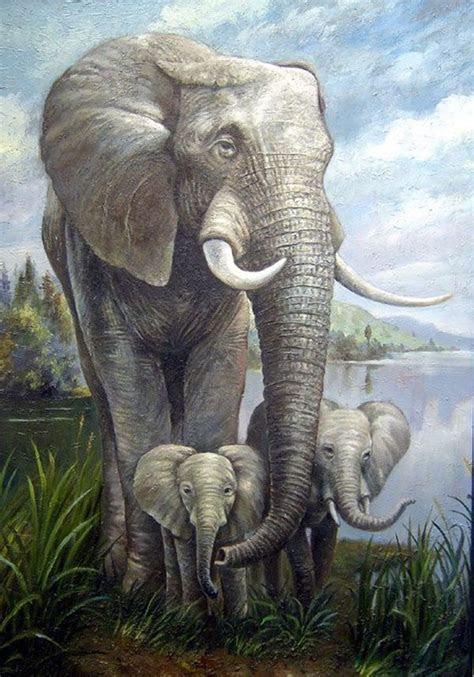 easy paintings  animals  beginners beginner art