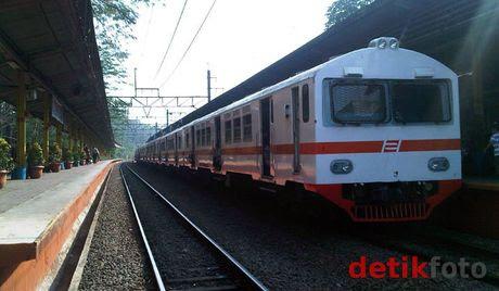 Jalur kereta Commuter Line Manggarai-Soetta