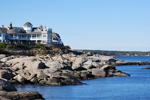 The Maine Coast north of Nubble Light