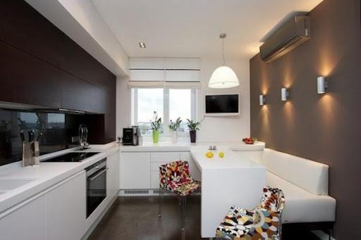 дизайн кухни до 10 квадратных метров