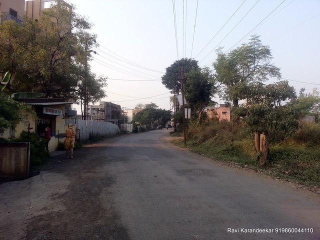 Nandoshi Road - Visit Belvalkar Kalpak Homes, 1 BHK & 2 BHK Flats at Kirkatwadi, Sinhagad Road, Pune 411024