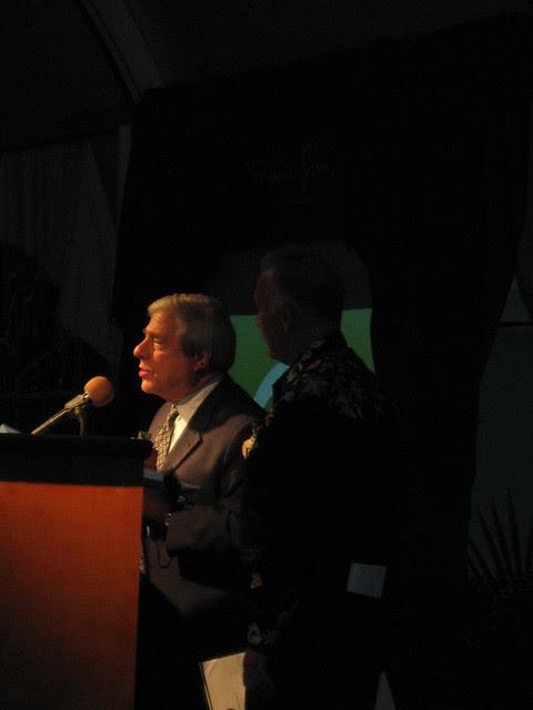 Julius Spiegel Retirement Party