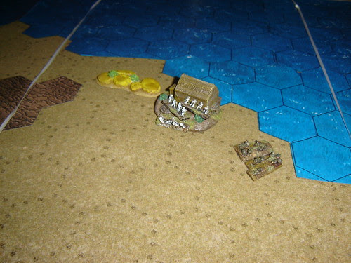 Seabees and Marines take Mangrove Village