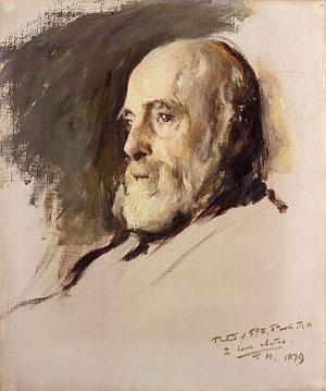 Paul Falconer Poole, by Francis Montague ('Fra...