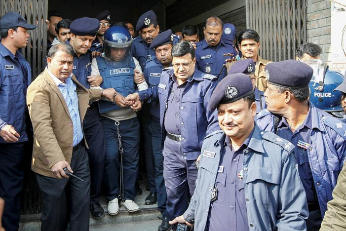Image result for Bangladesh Sentences 26 to Death Over 2014 Murders