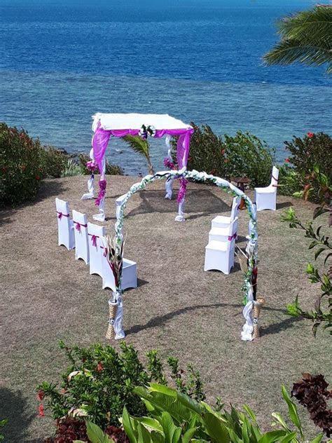 The Bularangi Fiji Wedding Package   Bularangi