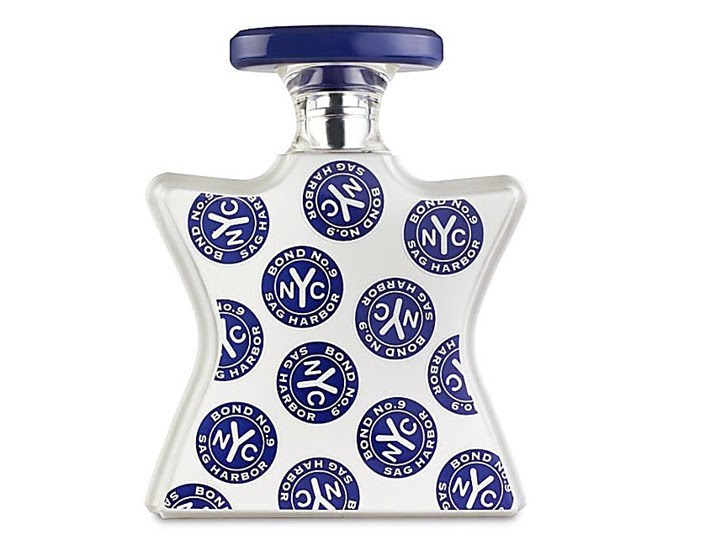 Bond no.9 NYC's Sag Harbor Brands have released for summer vacation-inspired fragrances like Bond No. 9 NYC's Sag Harbor, which is a nod to the Hamptons.