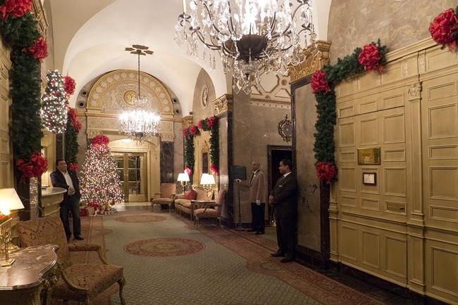 Sherry-Netherland Hotel, nyc