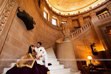 Royal Destination Pre Wedding Shoot at Taj Umaid Bhavan