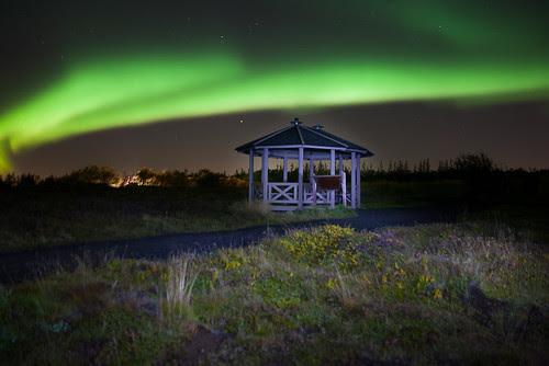Aurora Borealis - Heiðmörk #1