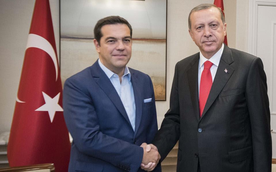 Η Αγκυρα θεωρεί ότι το μέλλον των ελληνοτουρκικών σχέσεων και η ένταση στα ελληνοτουρκικά θα εξαρτηθούν από τις αποφάσεις του κ. Τσίπρα.