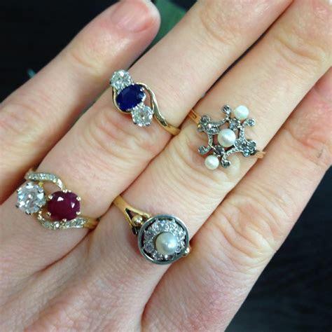 24  Pearl Wedding Ring Designs, Trends, Models   Design