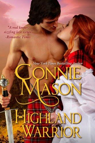 Highland Warrior by Connie Mason