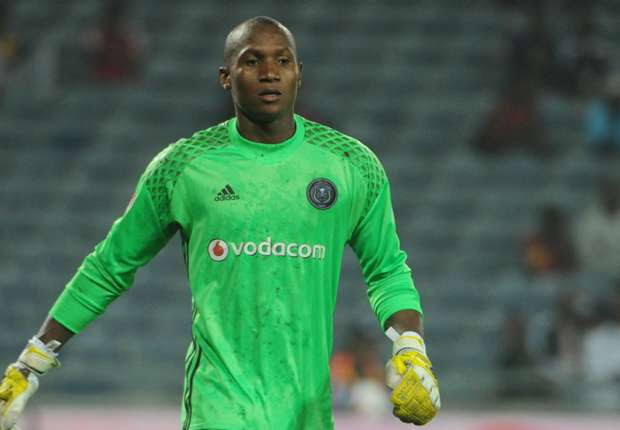 Mabokgwane wants to be Orlando Pirates first-choice goalkeeper