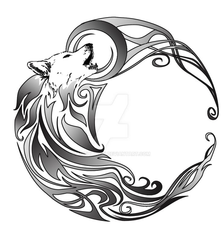 Moon Dreamcatcher Drawing At Getdrawingscom Free For Personal Use