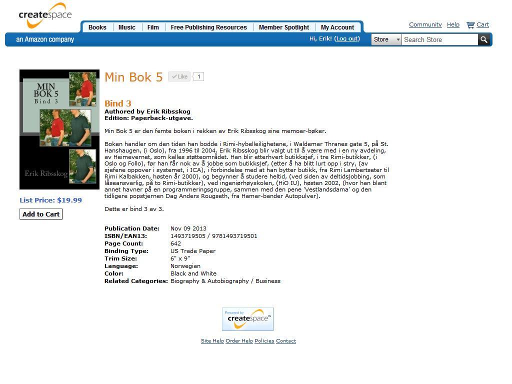min bok 5 bind 3 ferdig