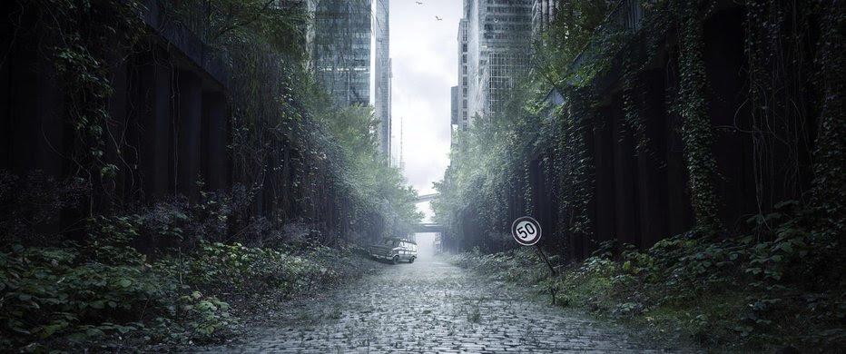 Postales del futuro (próximo) apocalipsis