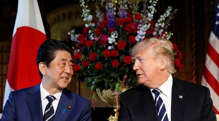 Trump giving Japan PM Shinzo Abe a hard time on trade despite close ties