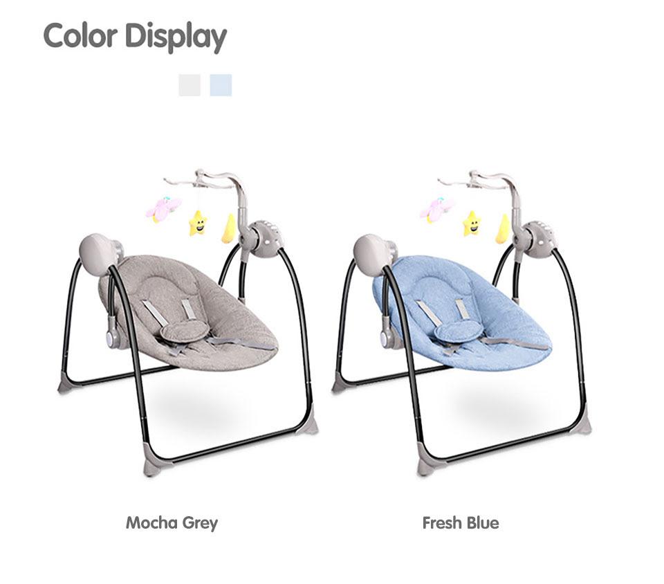 Satın Al Imbaby Bebek Sallanan Sandalye Bebek Uzaktan Kumanda Ile