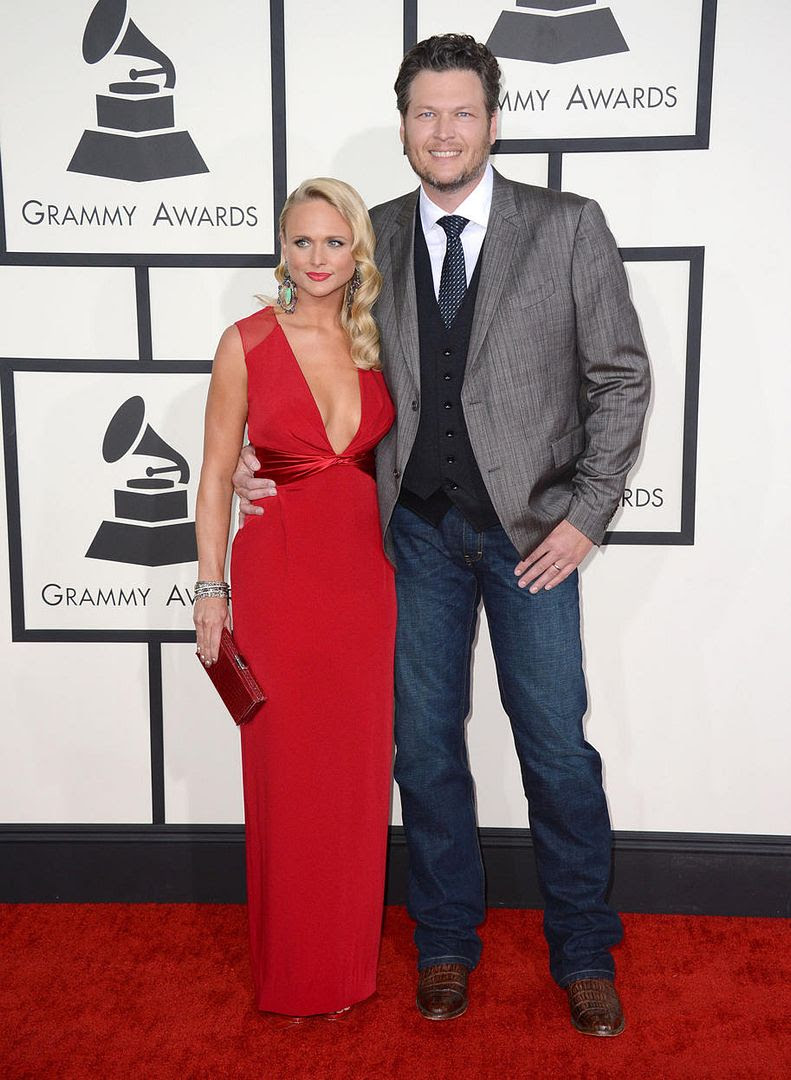 Grammy Awards 2014 photo 9f664d17-eb57-4935-bc4c-d00c168384fd_Lambert_Shelton.jpg