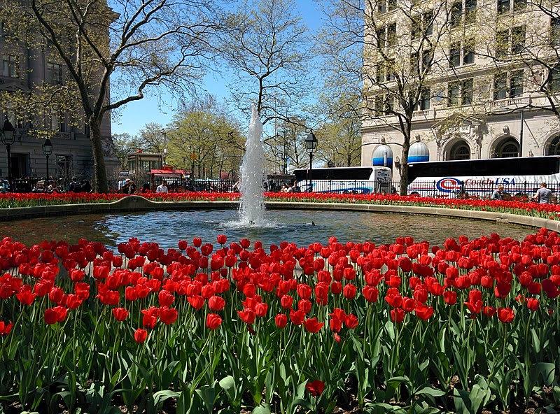 File:Bowling Green fountain New York City 2014.jpeg