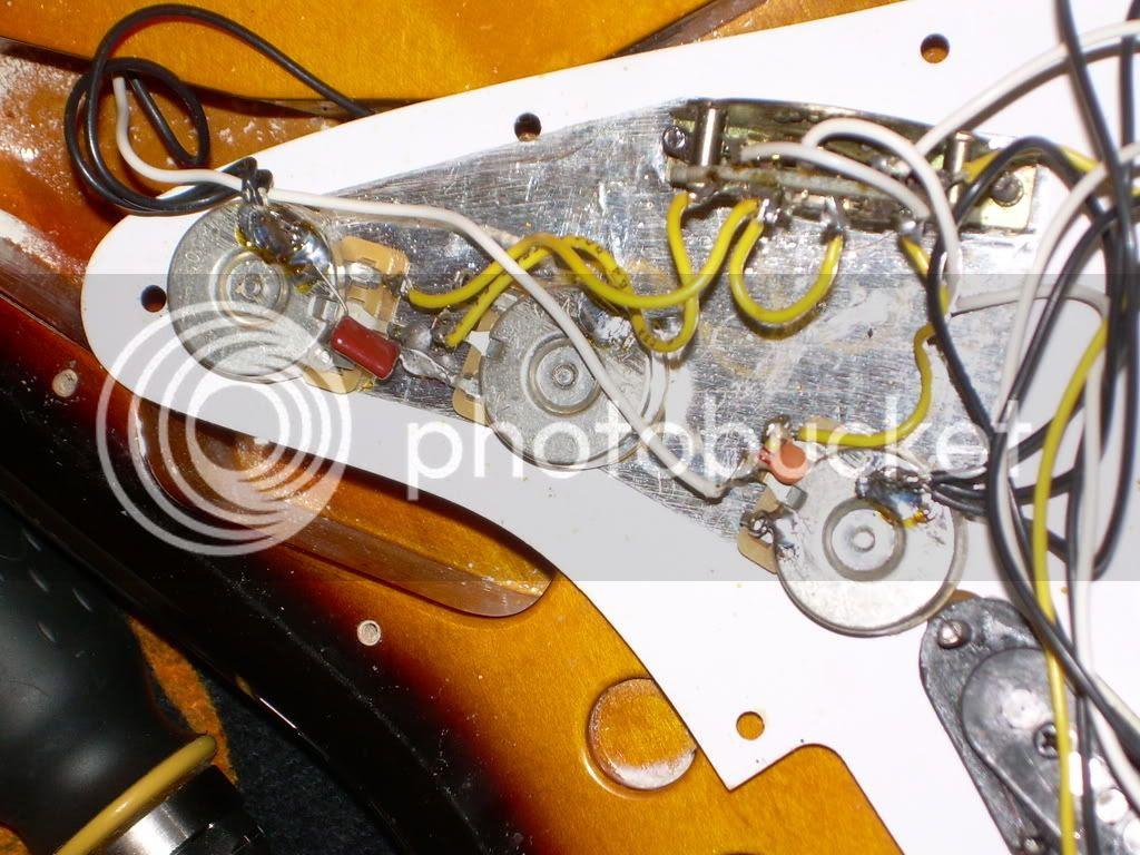 Fender Noiseles Pickup Wiring Diagram Schematic