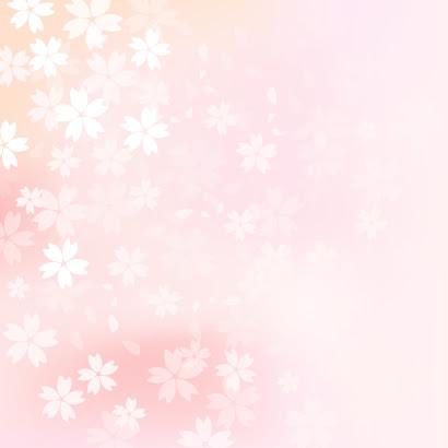 桜吹雪背景のイラストaieps ベクタークラブイラストレーター素材が