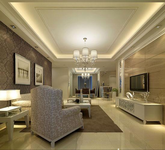 Realistic Interior Design 212 3D Model .max  CGTrader.com