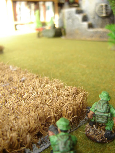 Another sniper team in position