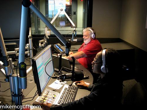 News 92 KROI new studio