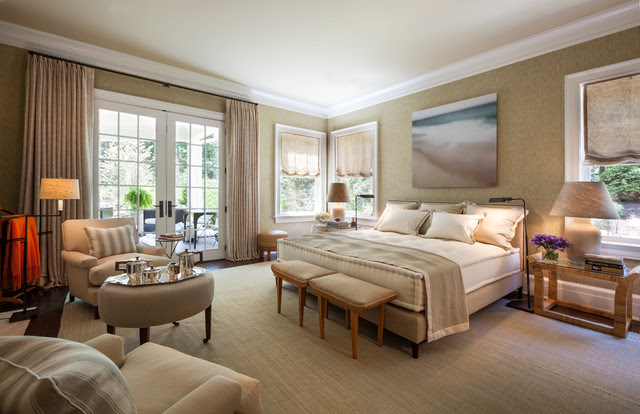 Showhouse - Transitional - Bedroom - new york - by Hartmann&Forbes