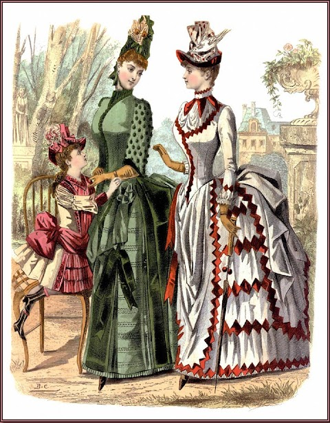 CLOTHING THROUGH AMERICAN HISTORY