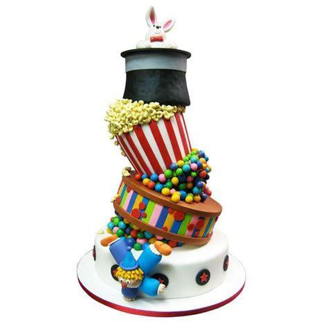 Magic & Circus Celebration Cake ? City Cakes