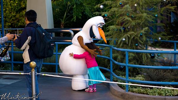 Disneyland Resort, Disney California Adventure, Hollywood Land, Frozen, Frozen Fun, Olaf, Meet, Greet